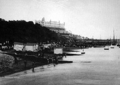 Palace Hotel Southend in 1890